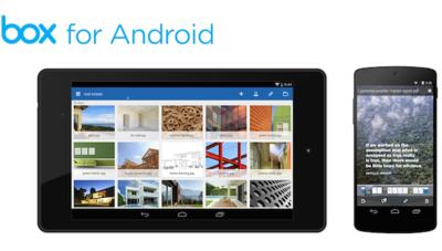 Box para Android recibe su mayor actualización: nueva interfaz y más funcionalidades