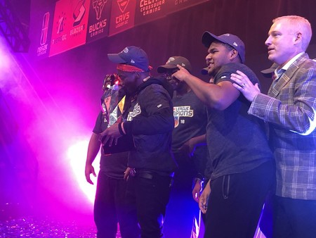 Knicks Gaming se alza con el primer título de la NBA 2K League