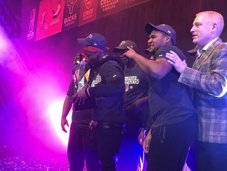 Knicks Gaming se alza con el primer título de la NBA 2K League