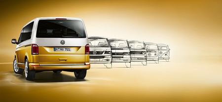 Volkswagen Transporter 70 Aniversario
