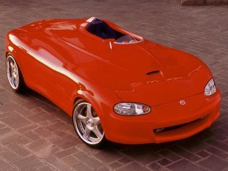 Prototipos clásicos: Mazda Miata Mono-posto