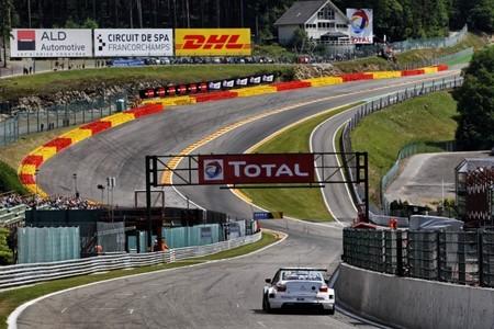 El WTCC no volverá en 2015 a Spa-Francorchamps