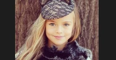 ¿Y qué si de verdad fuera la niña más guapa? ¿a qué precio lo sería?