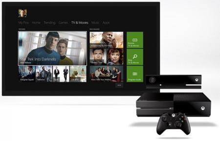 Xbox One cine y tv