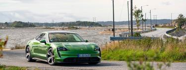 Los ocho desafíos técnicos del Porsche Taycan que lo sitúan en lo alto de la cadena alimenticia de los coches eléctricos