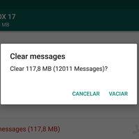 Cómo liberar espacio en WhatsApp de forma sencilla y rápida con su nueva versión