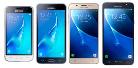 Samsung Galaxy J Serie 2016