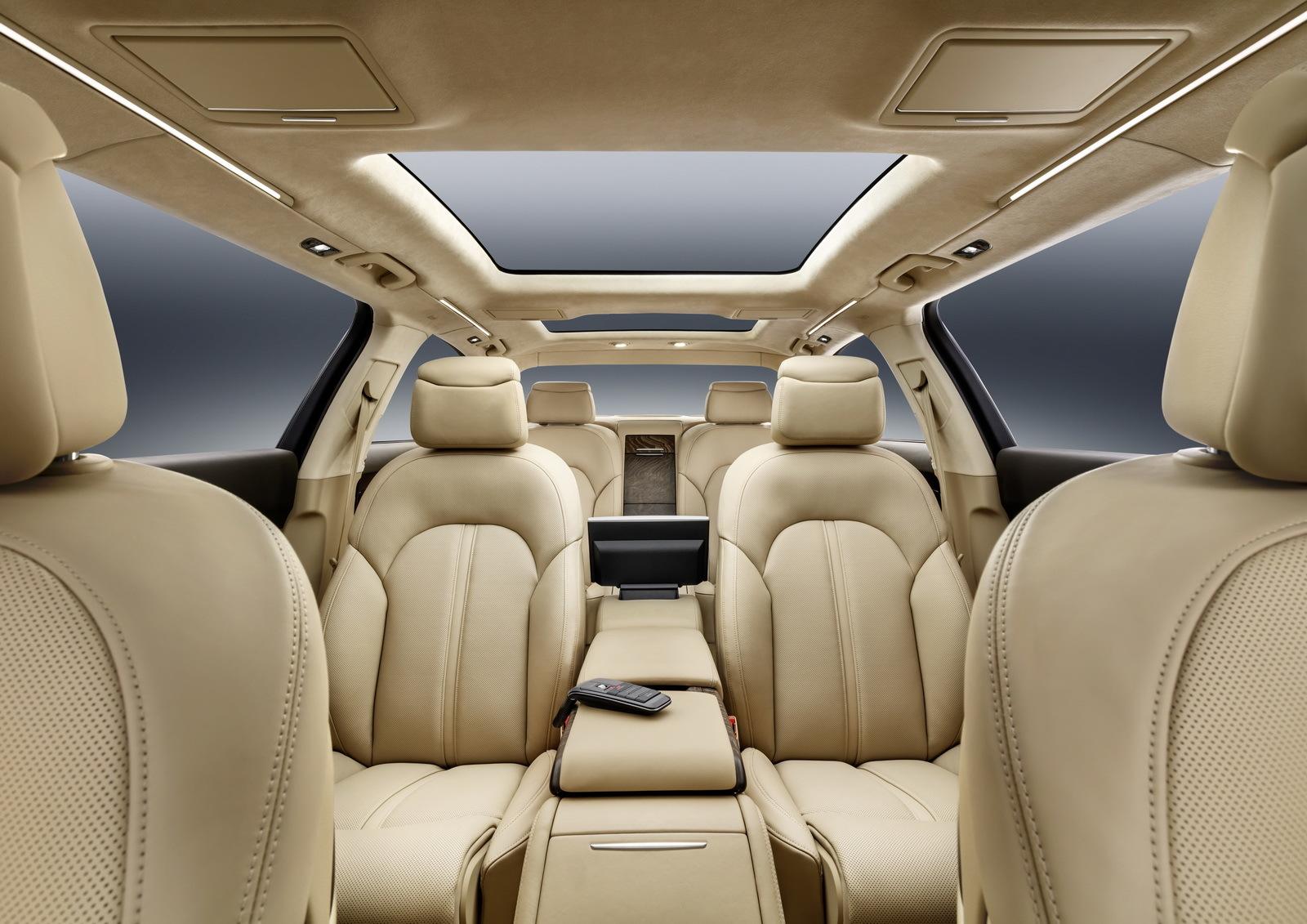Foto de Audi A8 L Extended (8/11)