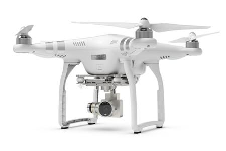 DJI Phantom 3, la grabación 4K llega a su dron más popular
