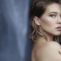 Lea Seydoux el nuevo rostro de los perfumes Louis Vuitton