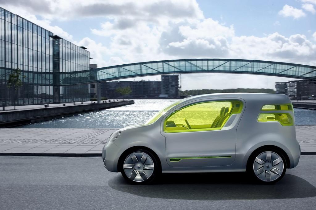 2008 Renault Twizy Ze Concept Car Pictures