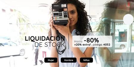 La Redoute nos ofrece un 20% de descuento extra hasta poder alcanzar un 80% en su liquidación de stock de fin de temporada