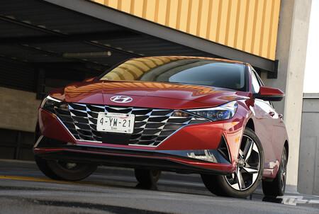 Hyundai Elantra 2022 Opiniones Prueba Mexico 1