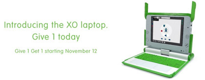 El OLPC ya está a la venta