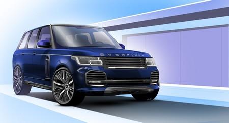 Ni Rolls ni Bentley. Overfinch quiere que su Range Rover sea el SUV más lujoso jamás creado