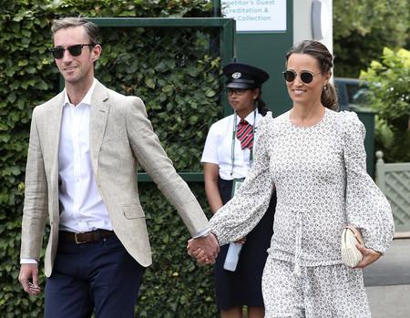 Pippa Middleton, Alexa Chung, Poppy Delevingne...nadie quiere perderse Wimbledon 2018 y lo hacen con looks monísimos