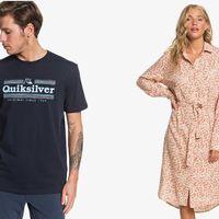 Cascada de promociones en Quiksilver, Roxy y DC Shoes, con ventas flash y códigos descuento para conseguir auténticos chollazos