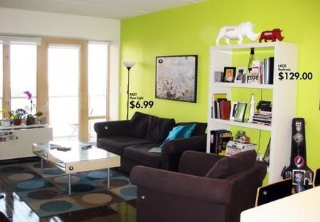 Cuando tu casa es un catálogo de Ikea
