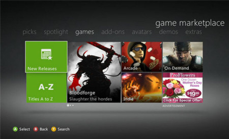 Xbox One Marketplace