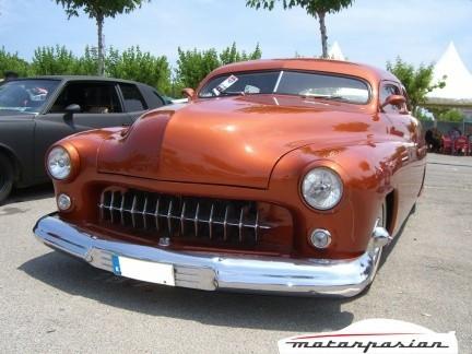 American Cars Platja d'Aro 2007, el Mercury que te hacía perder los papeles