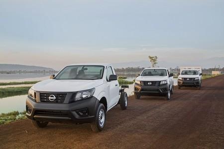 La Nissan NP300 a la venta en México ya lleva control de estabilidad