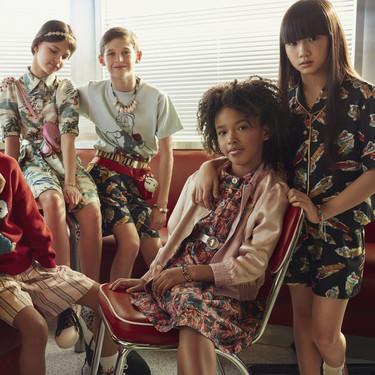 La nueva colección de Zara Kids está cargada de prendas de tendencia para niños y niñas