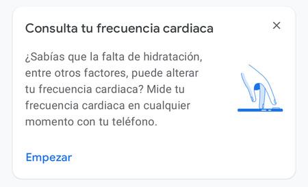 Google Fit Frecuencia Cardiaca