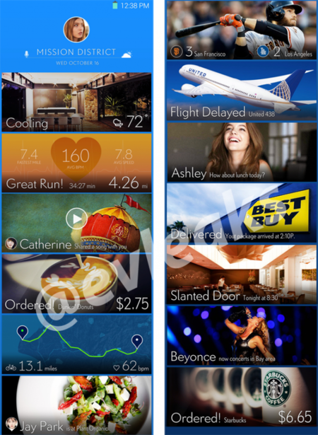 Nueva Interfaz Samsung