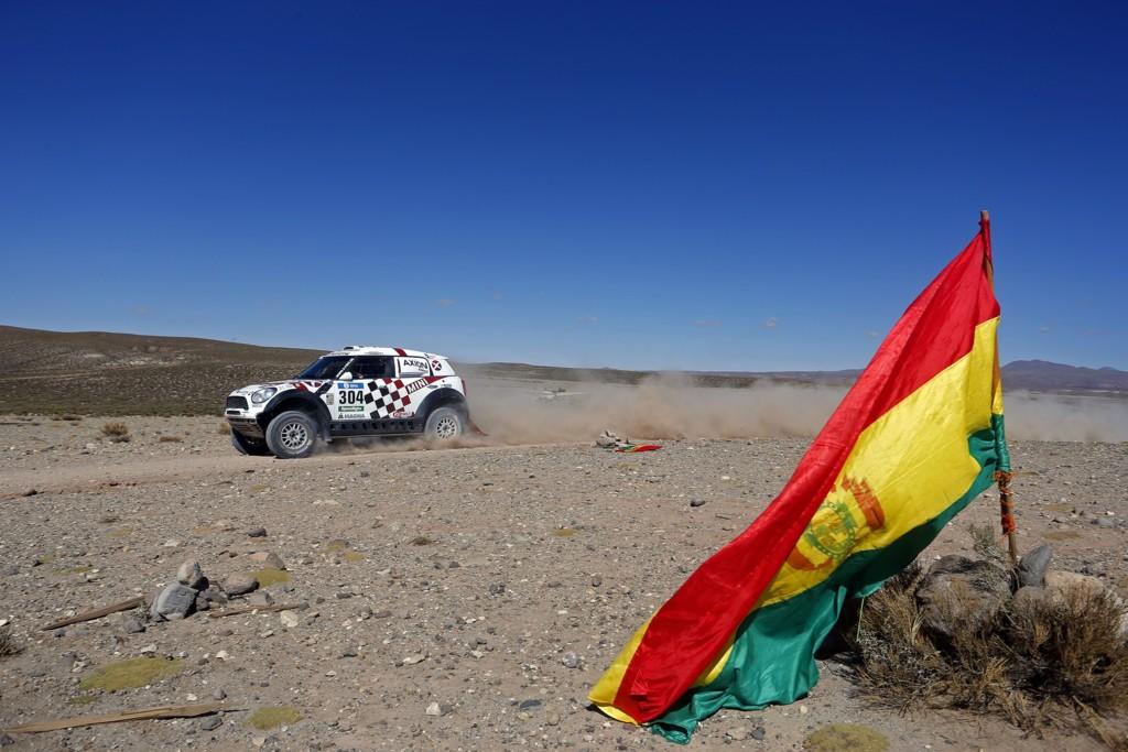 Mini Bolivia Dakar 2016