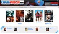 FácilVisión: videoclub online legal con películas a 2 euros o menos