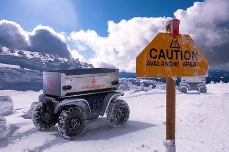 Honda tiene en el horno un quad autónomo preparado para salvar vidas y llegar a los lugares más peligrosos