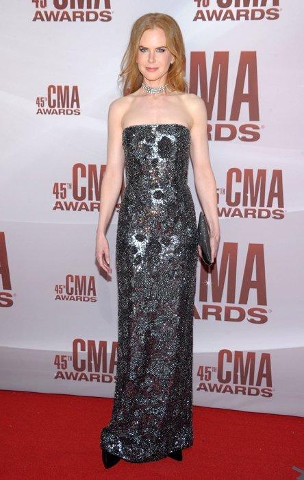 Nicole Kidman CMA Awards 2011