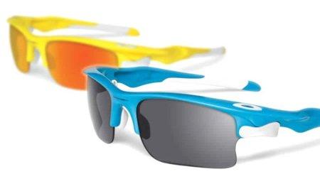 Gafas de sol Fast Jacket de Oakley con lentes intercambiables