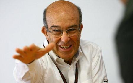 Carmelo Ezpeleta propone centralita única y límite de revoluciones