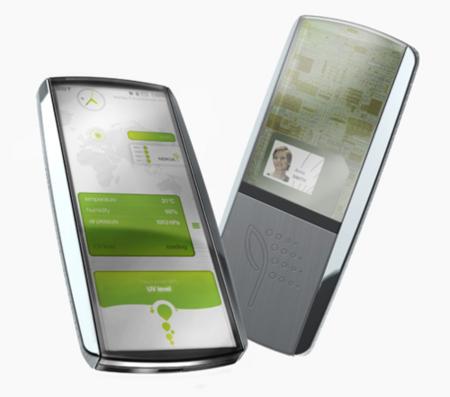 Nokia Eco Sensor, imágenes y concepto