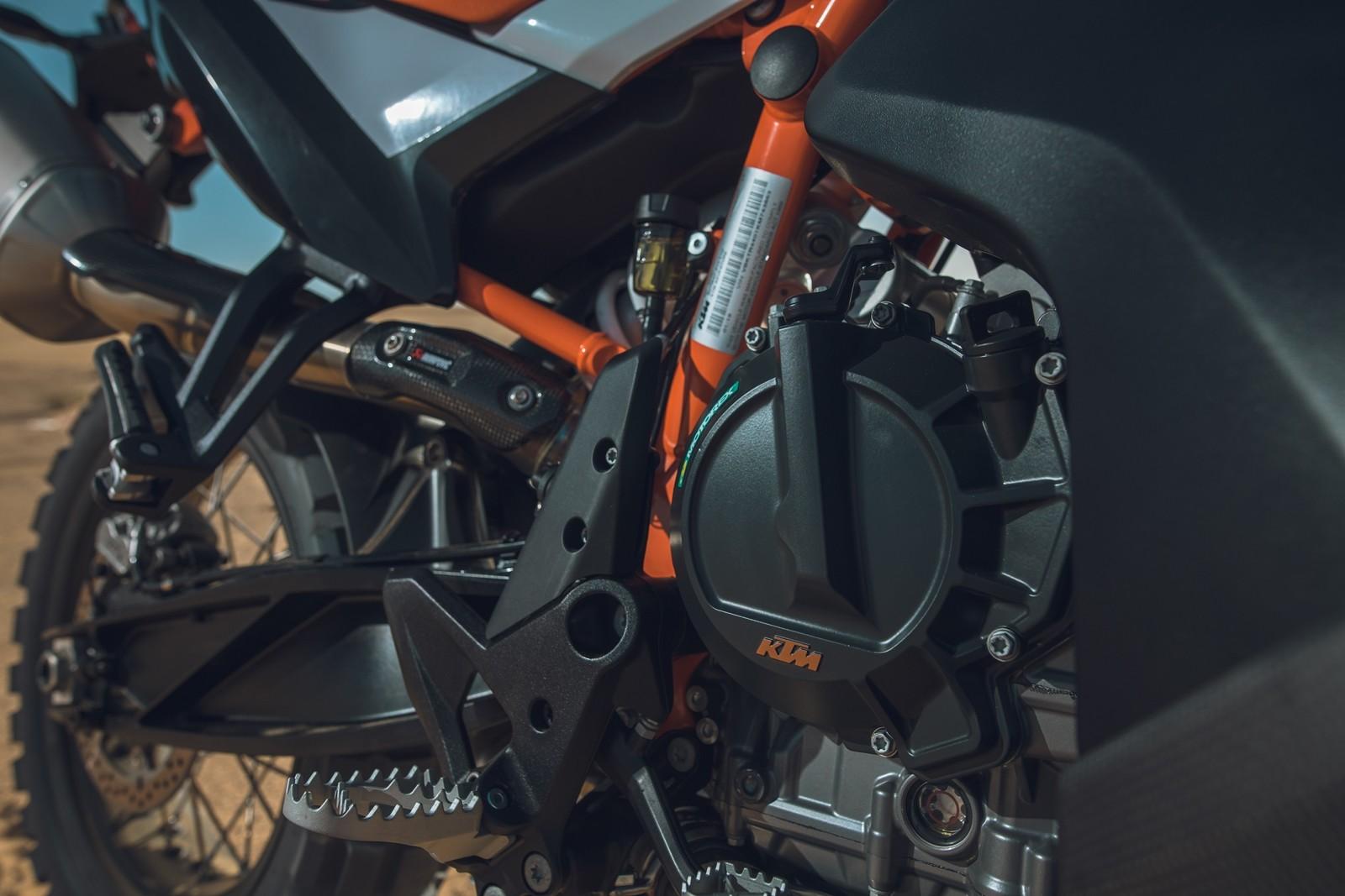 Foto de KTM 790 Adventure 2019, prueba (78/128)
