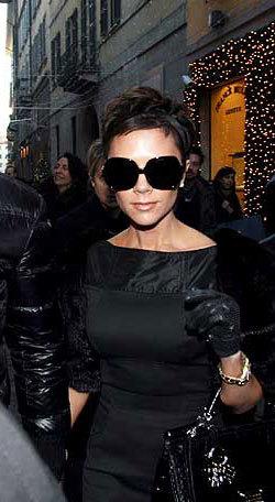 "Victoria Beckham pillada ""in fraganti"" robando"