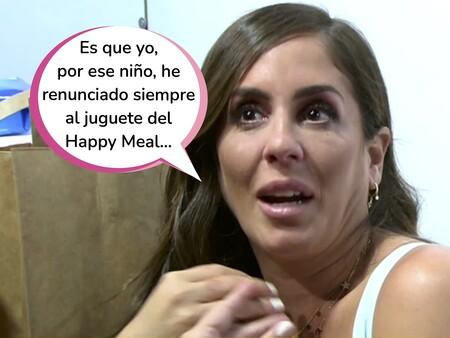 """Anabel Pantoja se rompe al explicar porqué no asistió a la comunión del hijo de Kiko Rivera a pesar de ser su madrina: """"Han cambiado las tornas"""""""
