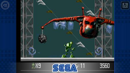 VectorMan se une a los juegos de SEGA Forever y ya se puede descargar gratis en iOS y Android