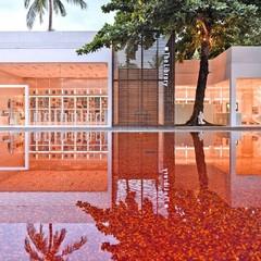 Foto 5 de 14 de la galería una-de-las-piscinas-mas-curiosas-del-mundo-red-pool-en-el-hotel-the-libray en Diario del Viajero