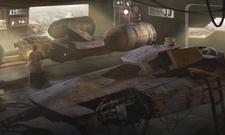 Star Wars E Vii Bocetos 22