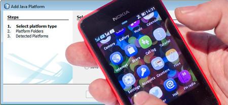 Nueva plataforma de desarrollo mobile: Nokia Asha
