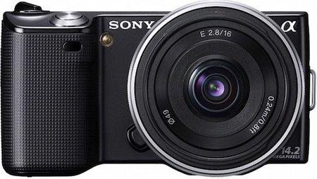 La Sony NEX-5 causa furor en Japón