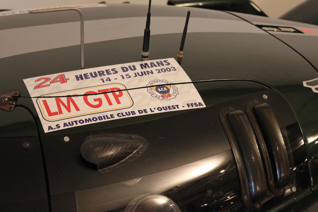 Foto de Museo 24 horas de Le Mans (184/246)