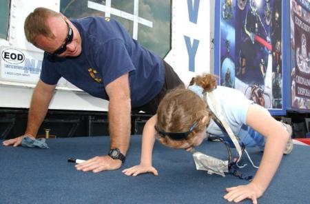 Entrenamiento de fuerza en los niños