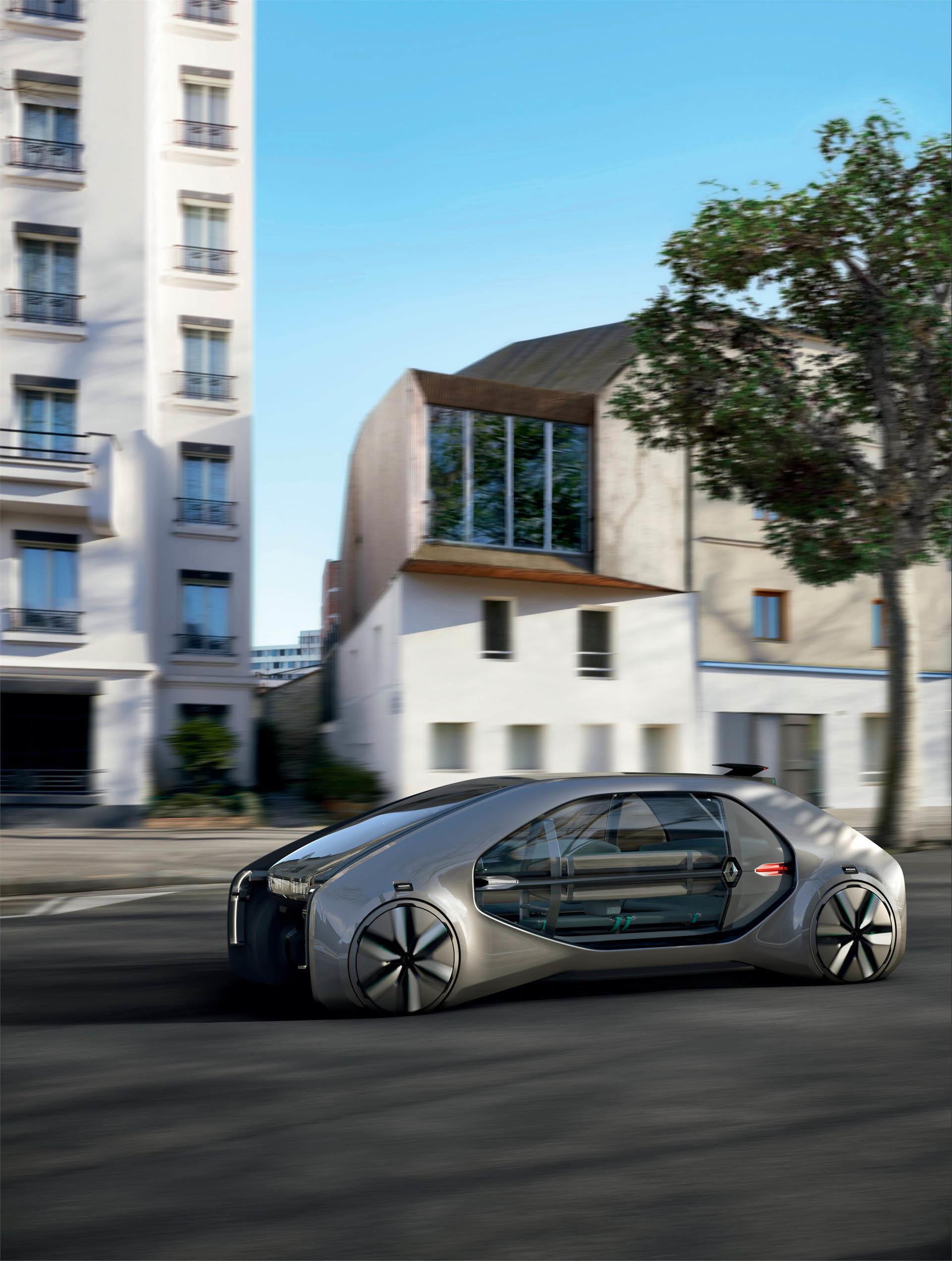 Foto de Renault EZ-GO Concept (9/57)