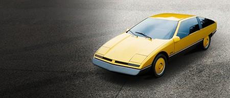 Opel Concept Car Gt2 1975