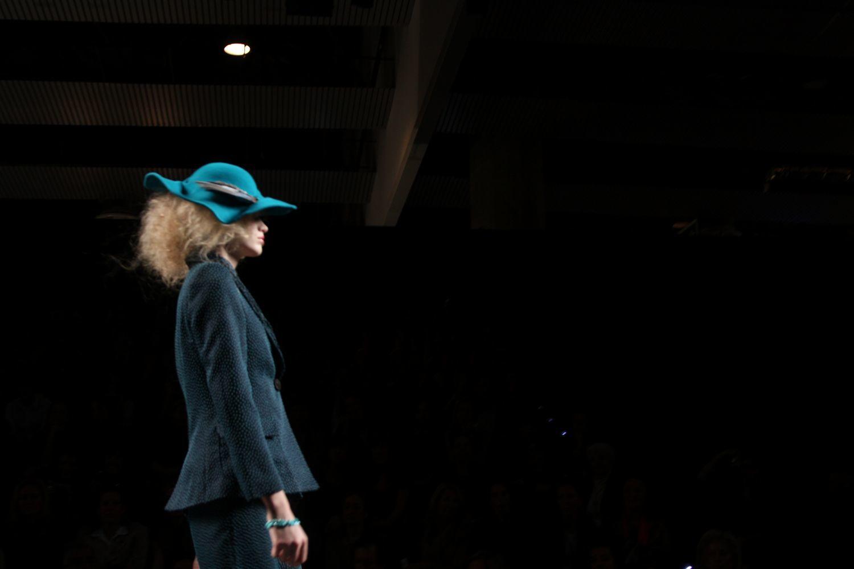 Foto de Alma Aguilar en la Cibeles Madrid Fashion Week Otoño-Invierno 2011/2012 (108/126)