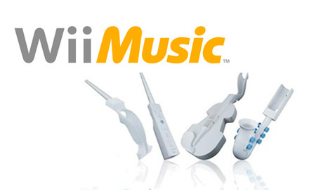 'Wii Music', sus instrumento-gadgets listos para apoderarse de la Navidad