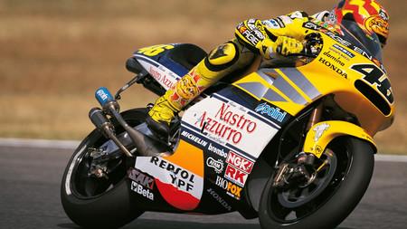 Rossi Brno Motogp 2001